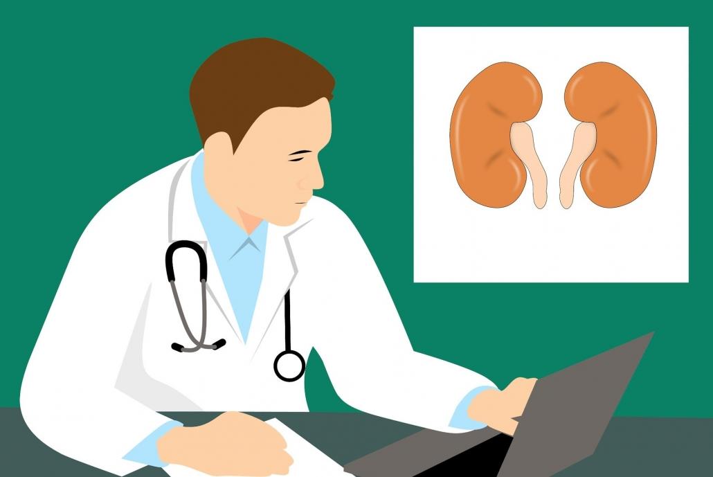 Ârzt diagnostiziert Krebs (Anwendungen von CBD-Öl)