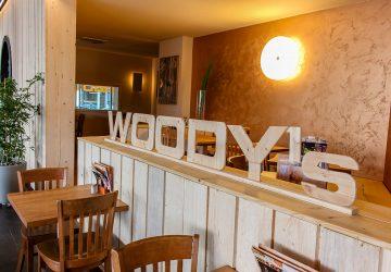 Amerikanisches Restaurant Woody's in Stuttgart