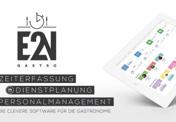 E2N Gastro – Zeiterfassung, Dienstplan & Personalmanagement