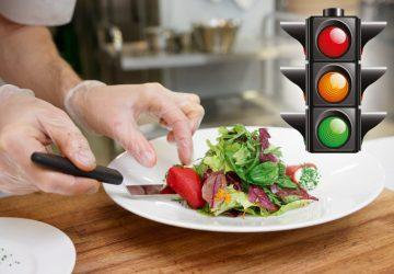 Die HygieneAmpel in der Gastronomie und Hotellerie