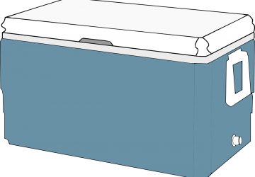 Mit einer Absorber Kühlbox Lebensmittel bei einer langen Fahrt frisch und kalt halten