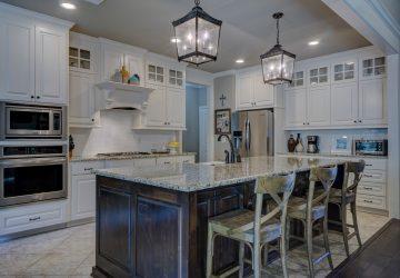Ideen, wie man eine Küche neu gestalten kann