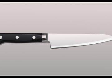 Neuer Trend – japanische Messer