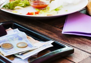 Trinkgeld in der Gastronomie